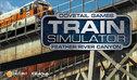 模拟火车:羽毛河峡谷线