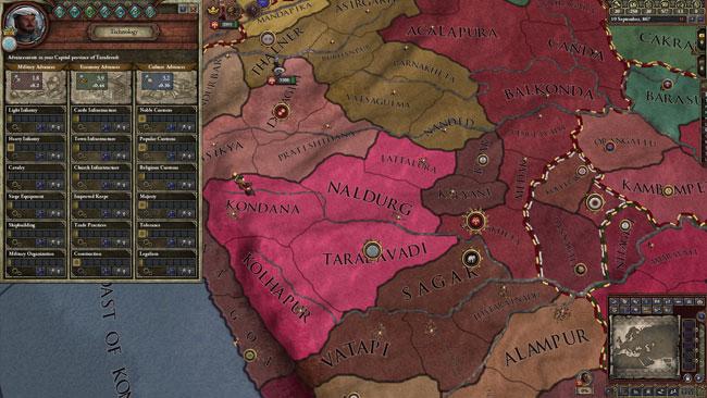王国游戏地图素材