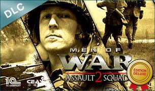 战争之人:突击小队2豪华版升级包
