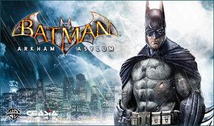 蝙蝠侠:阿卡姆疯人院 年度版